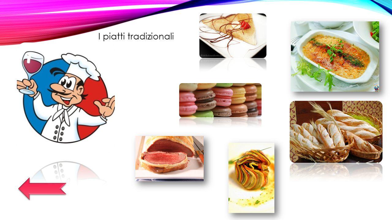 I piatti tradizionali