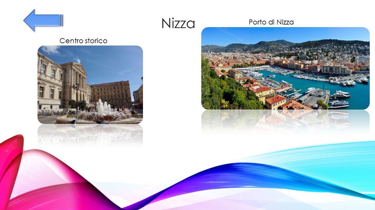 Nizza Porto di Nizza Centro storico