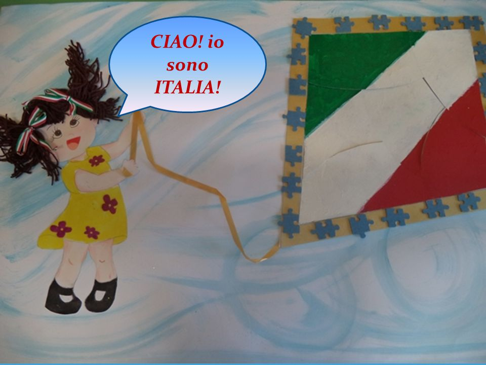CIAO! io sono ITALIA!