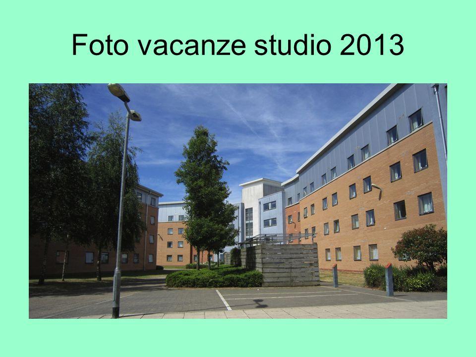 Foto vacanze studio 2013
