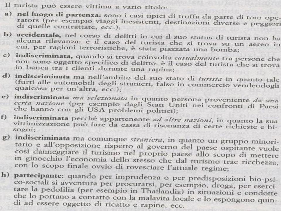 In Italia… Istituti di scuola superiore (ex.: alberghiero) Corsi post- diploma Laurea triennale e specialistica Master
