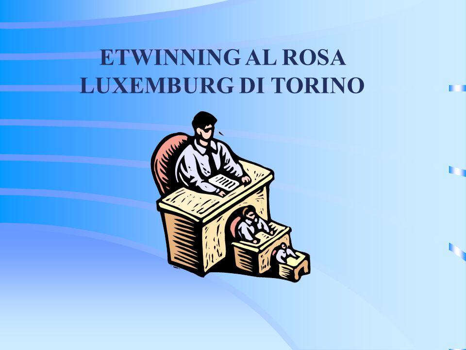 ETWINNING AL ROSA LUXEMBURG DI TORINO