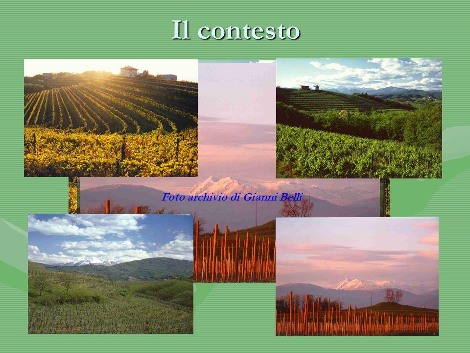 Il contesto Foto archivio di Gianni Belli