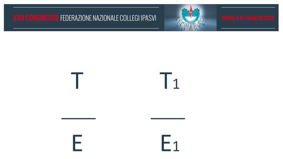 T T 1 ____ ____ E E 1