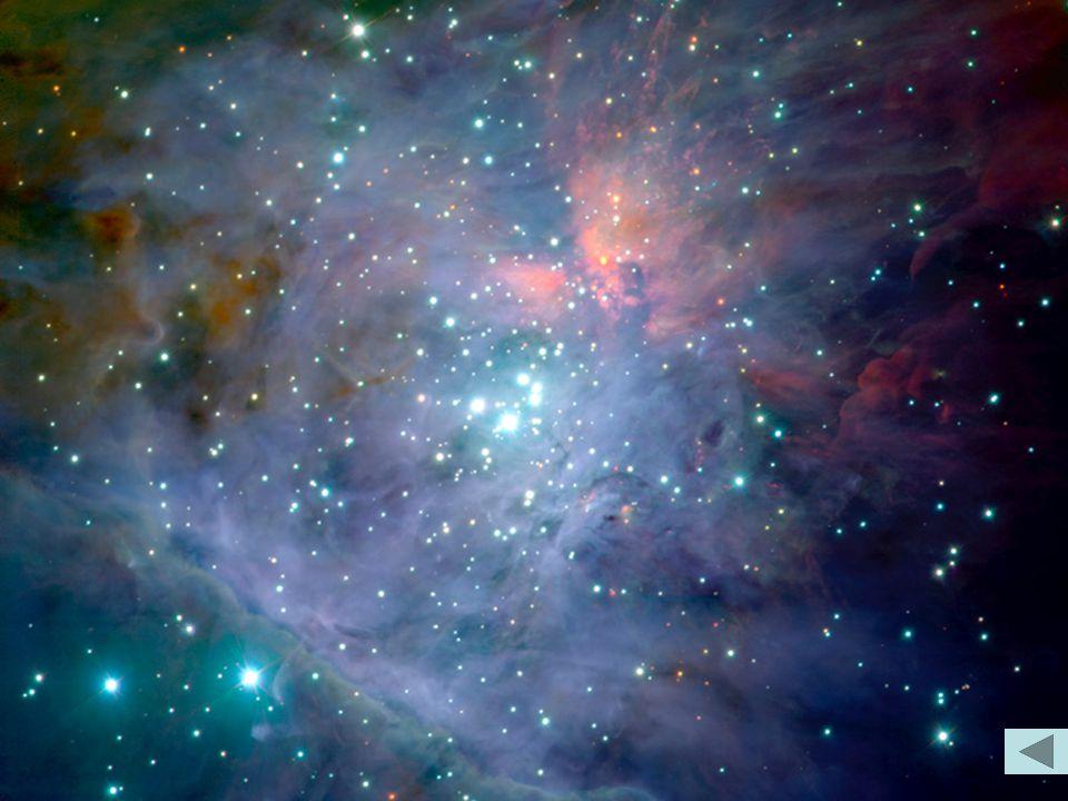 Le stelle nascono dalla contrazione di estese e rarefatte nubi costituite soprattutto da idrogeno.