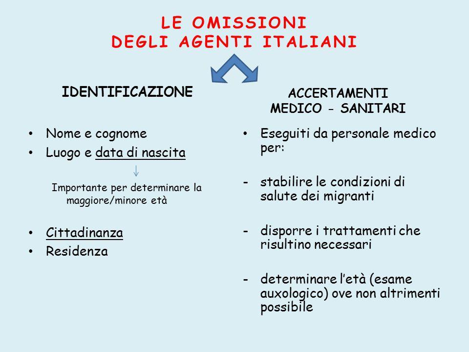 LA COSTITUZIONE E I DIRITTI DEI MIGRANTI -Art.2 Cost.
