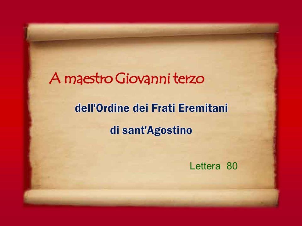 Raccomandateci al baccelliere, e a frate Antonio, e a misser Matteo, e all Abate, e a tutti gli altri.