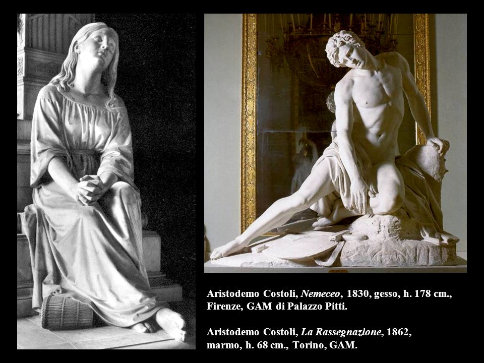 Pietro Magni Disegnatrice seduta, marmo, Padova, Museo Bottacin.
