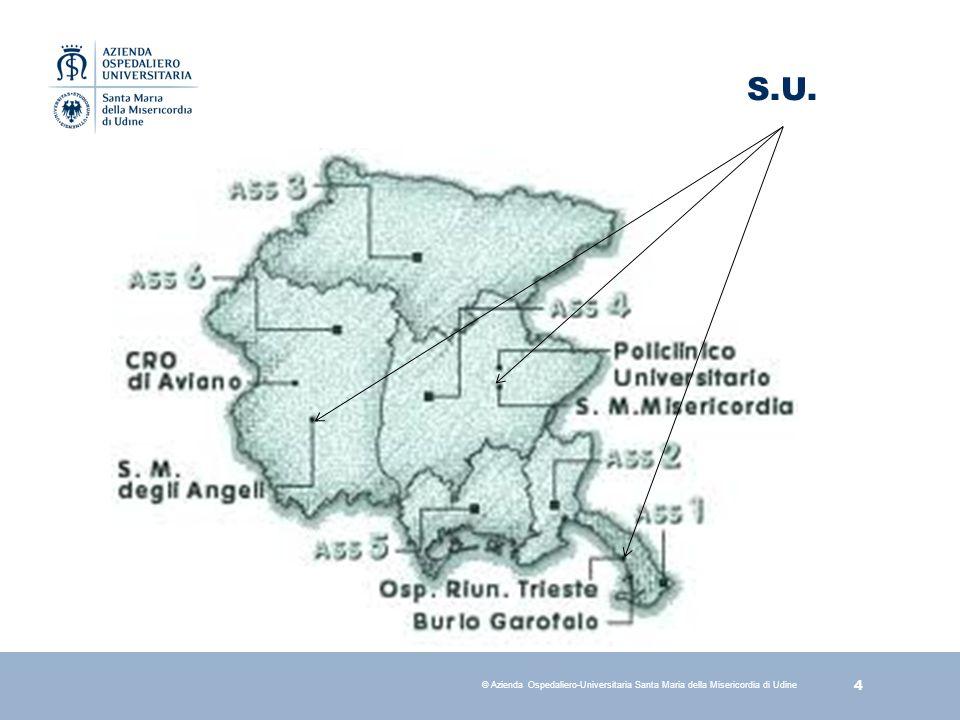 35 © Azienda Ospedaliero-Universitaria Santa Maria della Misericordia di Udine ParametersCentreCountryAll centres SICH SITS MostPercent2%2%2% SICH ECASSPercent5%5%6% SICH RCTPercent6%7%8% DeathPercent11%11%13% Significant deterioration Percent18%12%13% Trombolisi e.v.