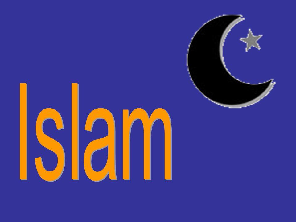 Islam parola araba che significa accettazione, abbandono, sottomissione Infatti musulmano deriva da Muslim, da sottomettersi a Dio.