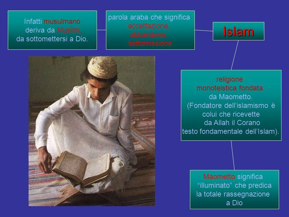4 - l'imam che dirige la preghiera in comune 2 - Il khatib che tiene la predica rituale del venerdi' 3 - Lo 'alim ('ulama) o dottori della legge sacra (sar' o sari' a', insieme di religione, o ordinamento politico e norme giuridiche 5 - Lo saikh, Sceicco 6 - Il mufti