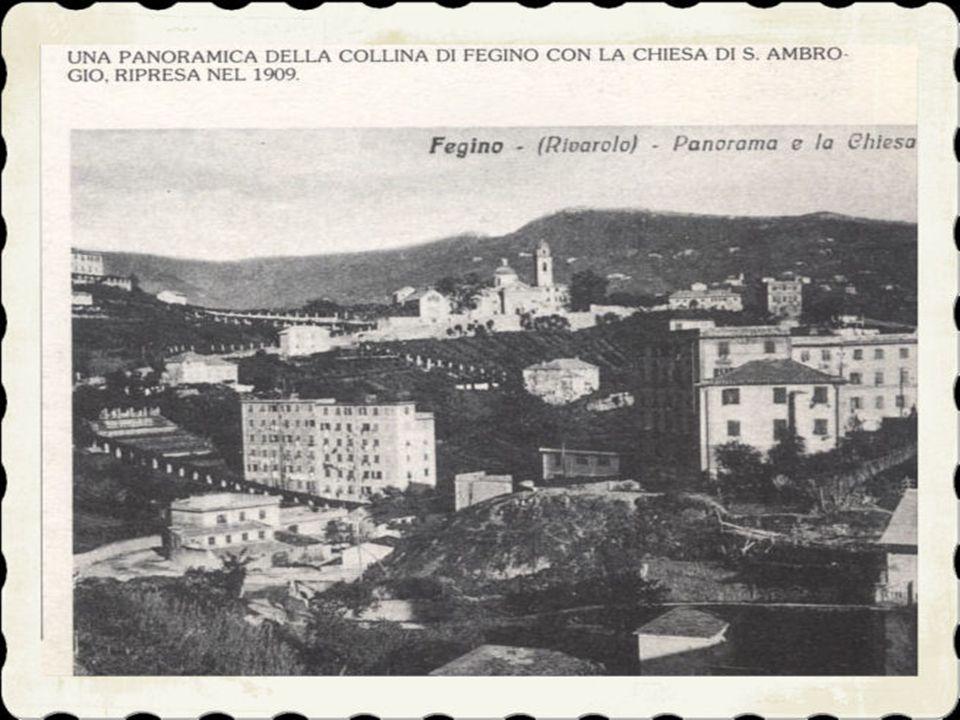 5)E del 1862 l'entrata in funzione dell'ospedale Celesia, il primo nosocomio moderno della vallata e uno dei migliori, per molti anni, del genovesato.
