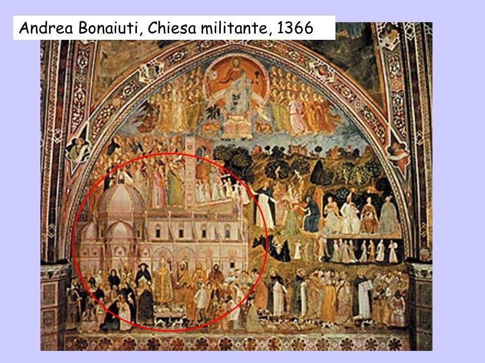 Andrea Bonaiuti, Chiesa militante, 1366