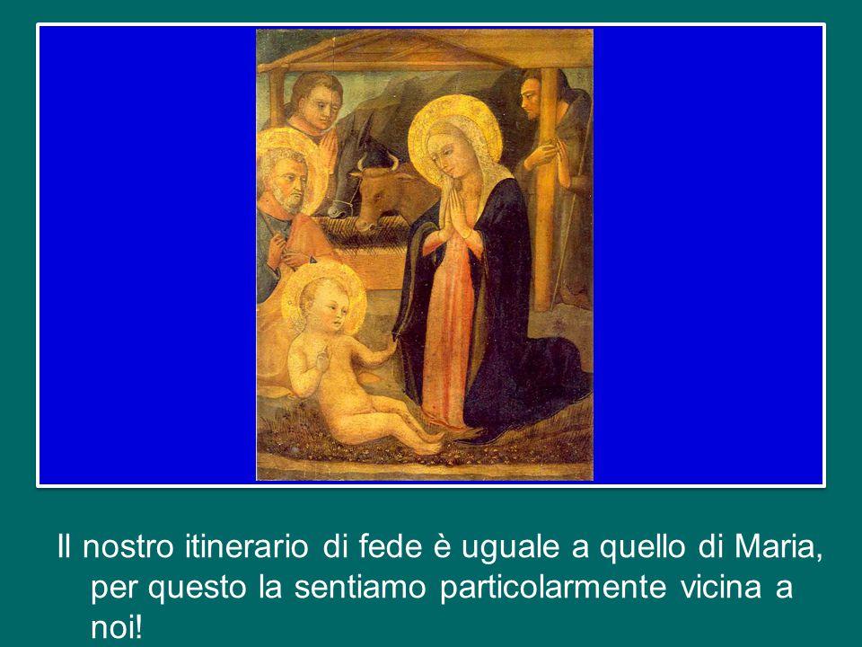 Maria è da sempre presente nel cuore, nella devozione e soprattutto nel cammino di fede del popolo cristiano.