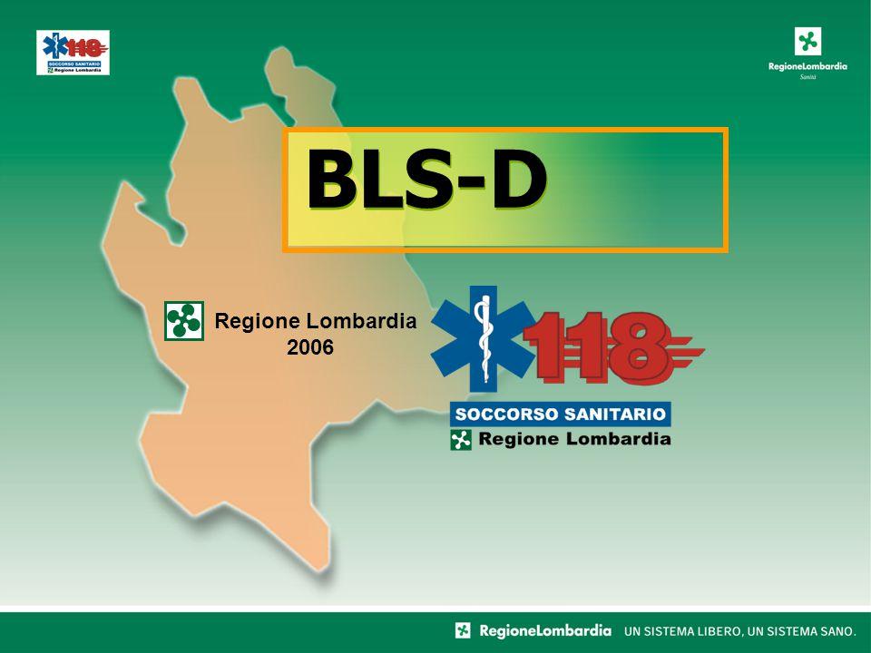 BLS-D Regione Lombardia 2006
