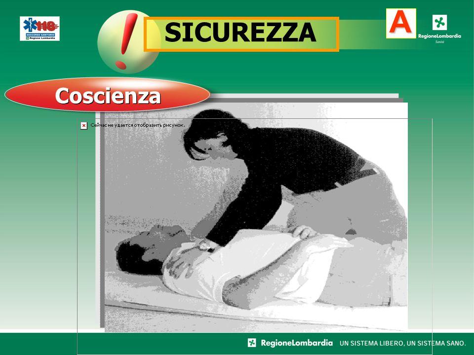 La vittima ha circolo, ma non respira Arrivo MSA La vittima ha circolo e respiro spontanei Indicazioni e protocolli della COEU Evoluzione