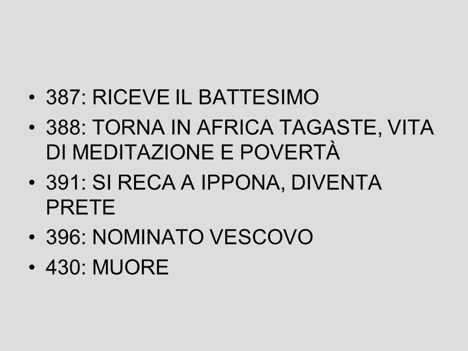 DE CIVITATE DEI 410 ALARICO GUIDA IL SACCO DI ROMA FINE APOLOGETICO 22 LIBRI (412-426)
