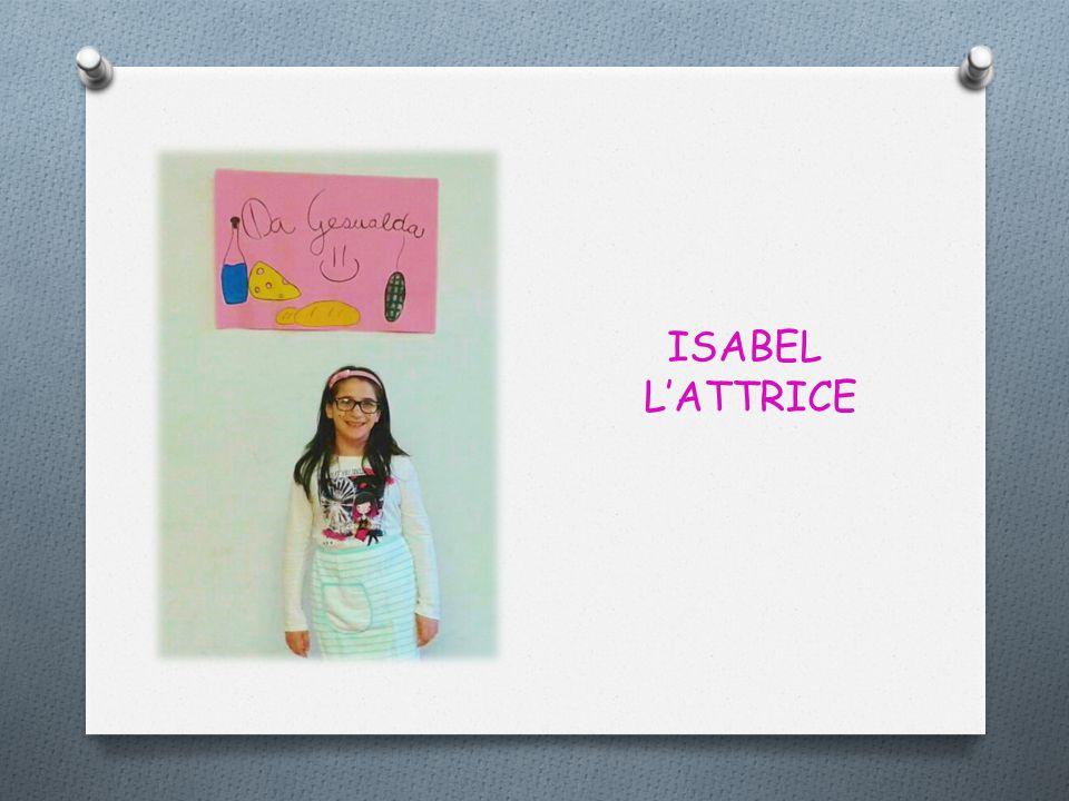 ISABEL L'ATTRICE