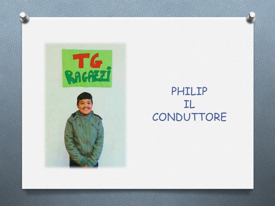 PHILIP IL CONDUTTORE