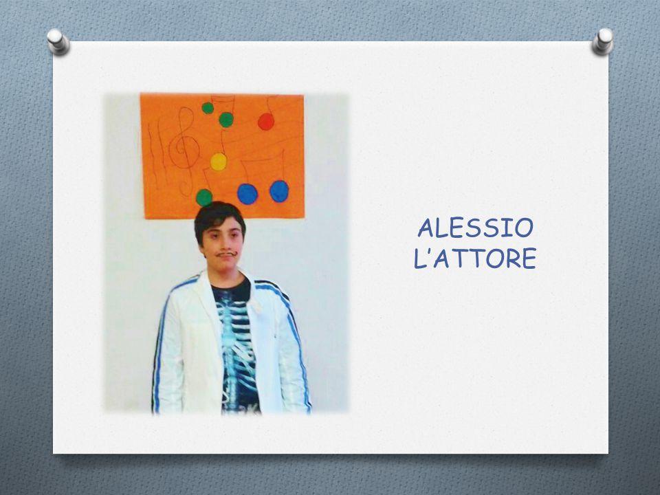 ALESSIO L'ATTORE