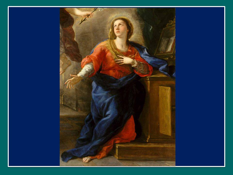 Ha reso possibile l'incarnazione del Verbo grazie proprio al suo sì umile e coraggioso.
