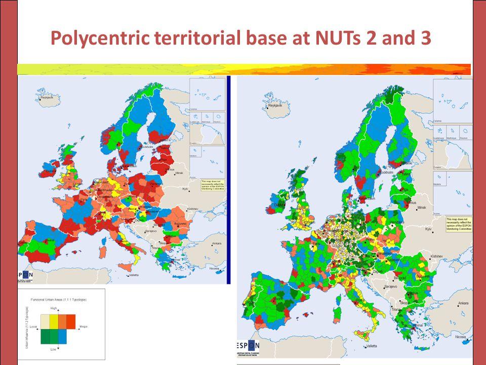 Nuove politiche regionali Utilizzando in forma cooperativa i Fondi Strutturali 2007-2013 si può ottenere: Coniugare crescita e sviluppo; Una strategia globale nei confronti dell'UE integrando nel territorio le dimensioni solciali-economico-ambientali.