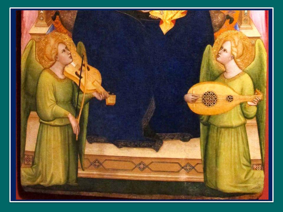 L'Angelo la conforta: «Non temere Maria, perché hai trovato grazia presso Dio.