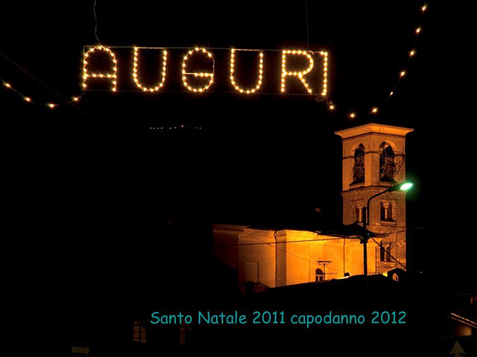 S Santo Natale 2011 capodanno 2012