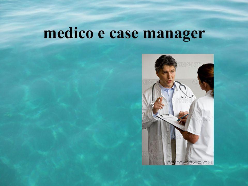 medico e case manager
