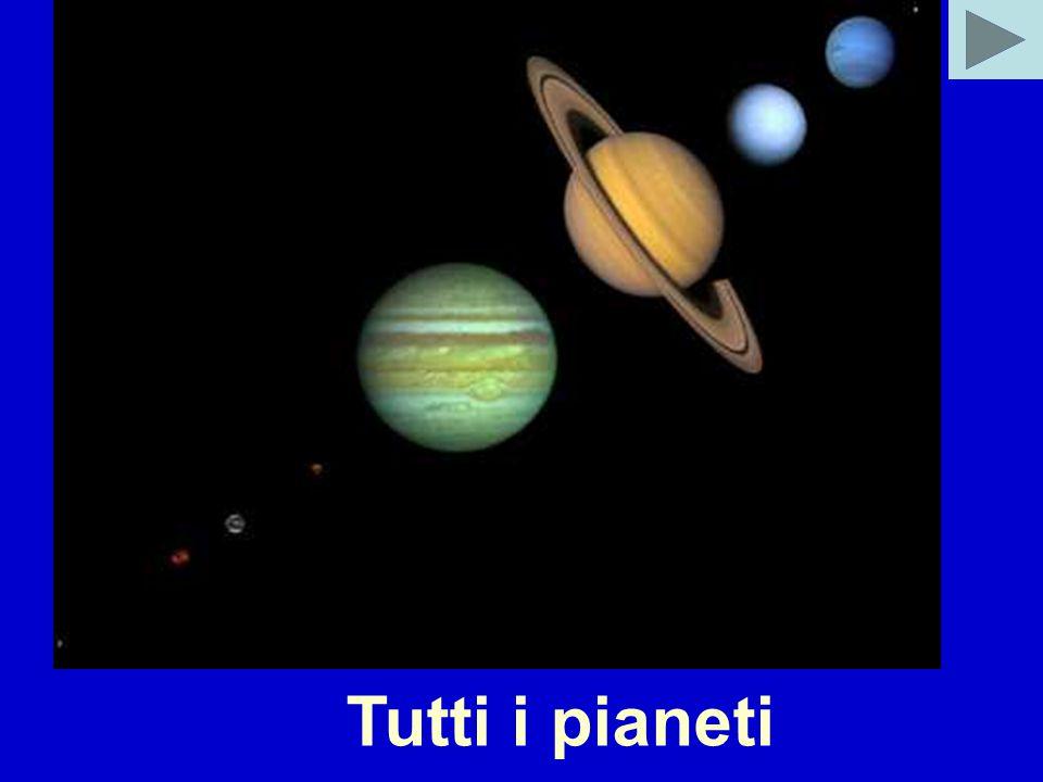 Tutti i pianeti
