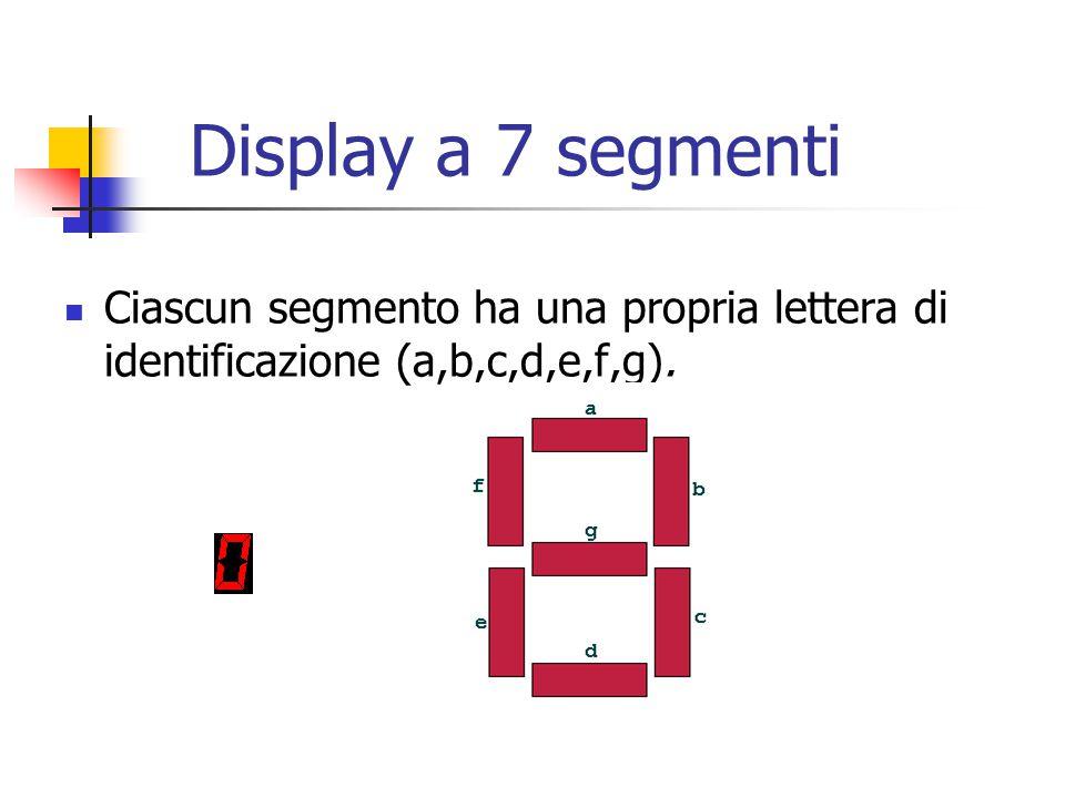 Integrato 4511 Decodificatore binario - pilota di display a sette segmenti