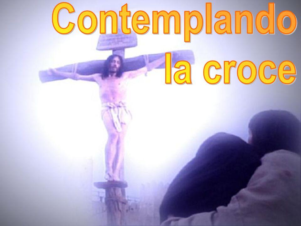 Ti saluto, o Croce santa, che portasti il Redentor; gloria, lode, onor ti canta ogni lingua ed ogni cuor.