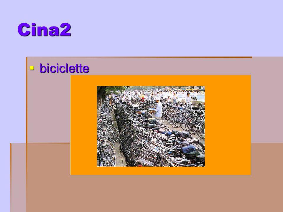 Cina2  biciclette