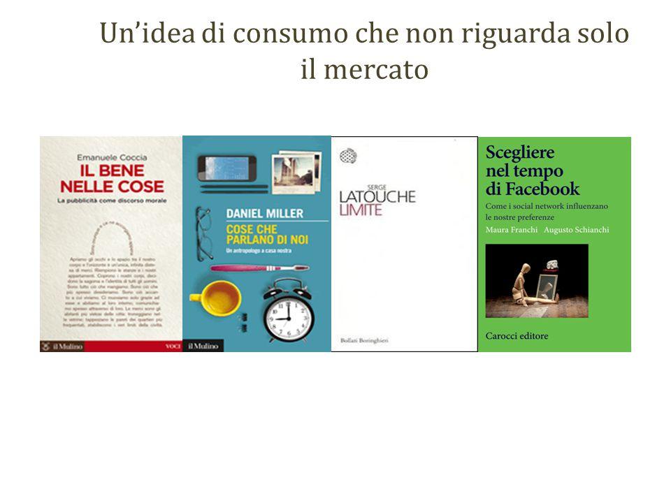 Come possiamo spiegare le scelte di consumo? maura.franchi@unipr.it7