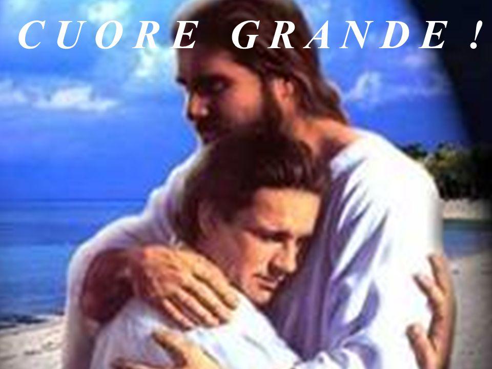 Ma Gesù concluse: Questa voce non era per me, ma per voi.