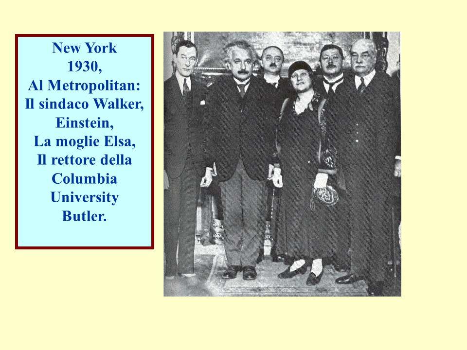 Michelson, Einstein, Millikan, 1930