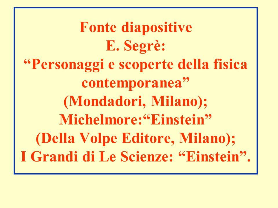 Einstein negli ultimi anni della sua vita. Ulm, 14/3/1879; Princeton, 18/4/1955.