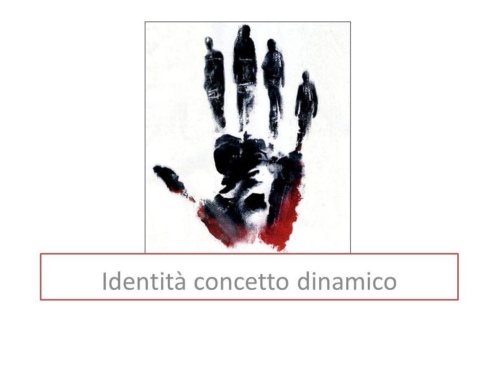 Identità concetto dinamico