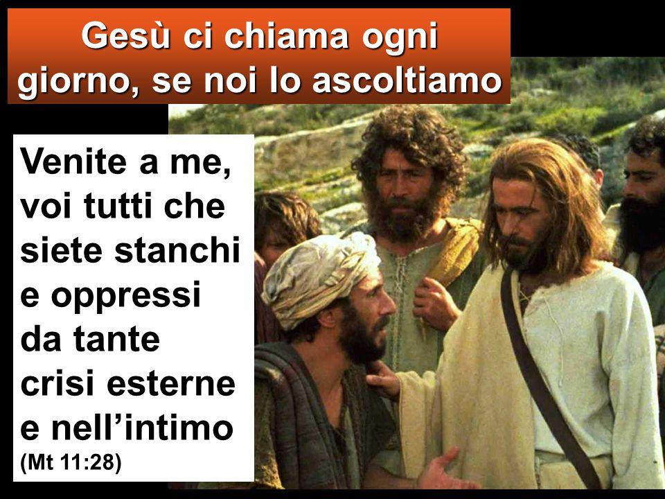 Molti lo rimproveravano perché tacesse, ma egli gridava ancora più forte: «Figlio di Davide, abbi pietà di me!». Gesù si fermò e disse: «Chiamatelo!».