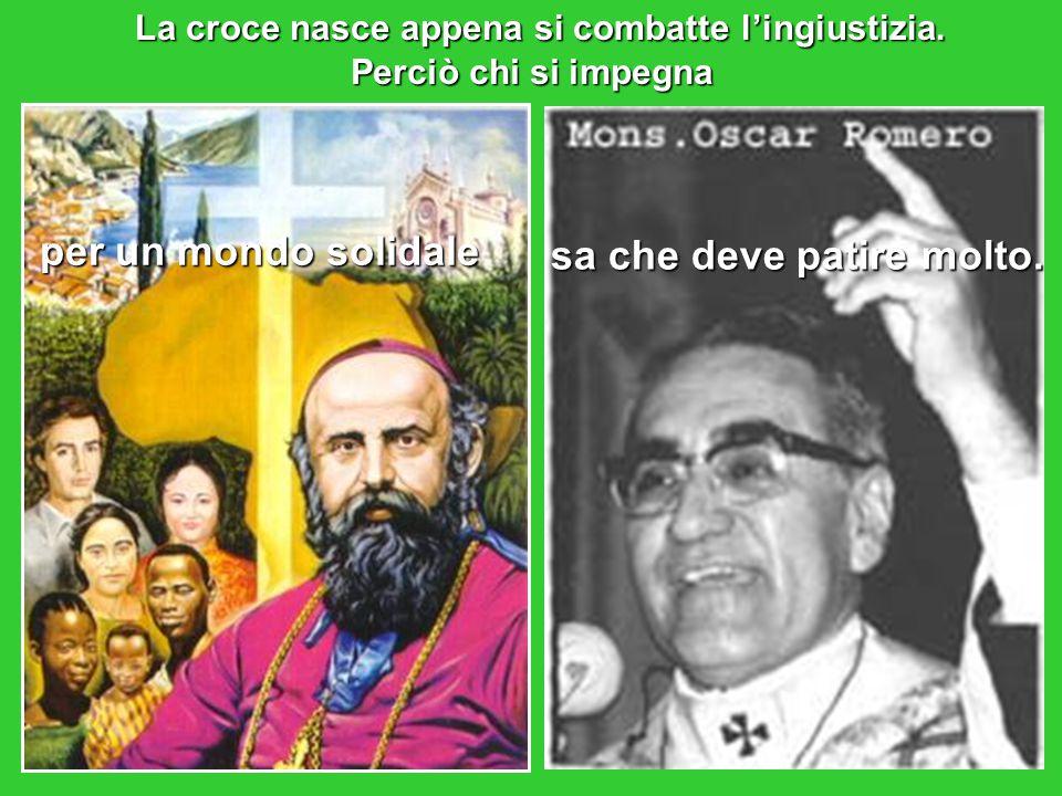 3 - La croce è inattesa e incomprensibile al buon senso di Pietro; che difende il proprio avere e il proprio potere. è contrarietà con il mondo egoist