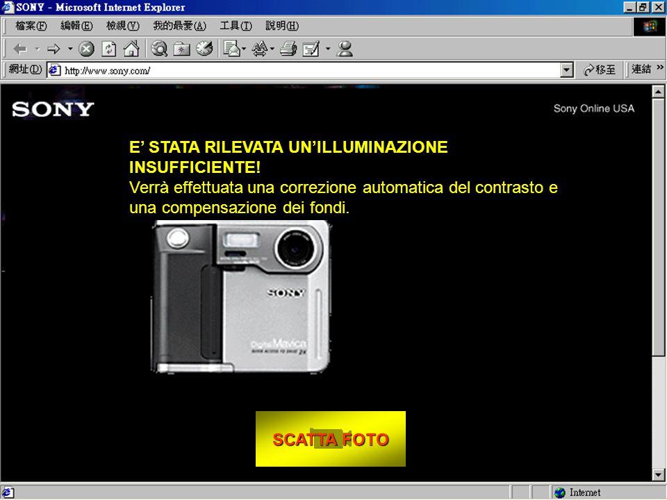 """SCATTA FOTO SCATTA FOTO Come scattare la tua foto: - Siediti nella tua sedia di fronte al monitor. - Guarda direttamente nell'obbiettivo. - Clicca """"SC"""