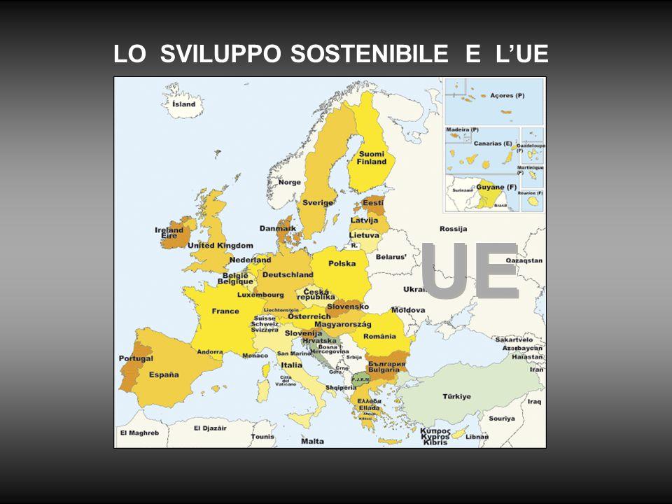 LO SVILUPPO SOSTENIBILE E L'UE