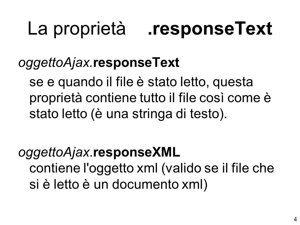 5 AJAX Asynchronous JavaScript and XML.