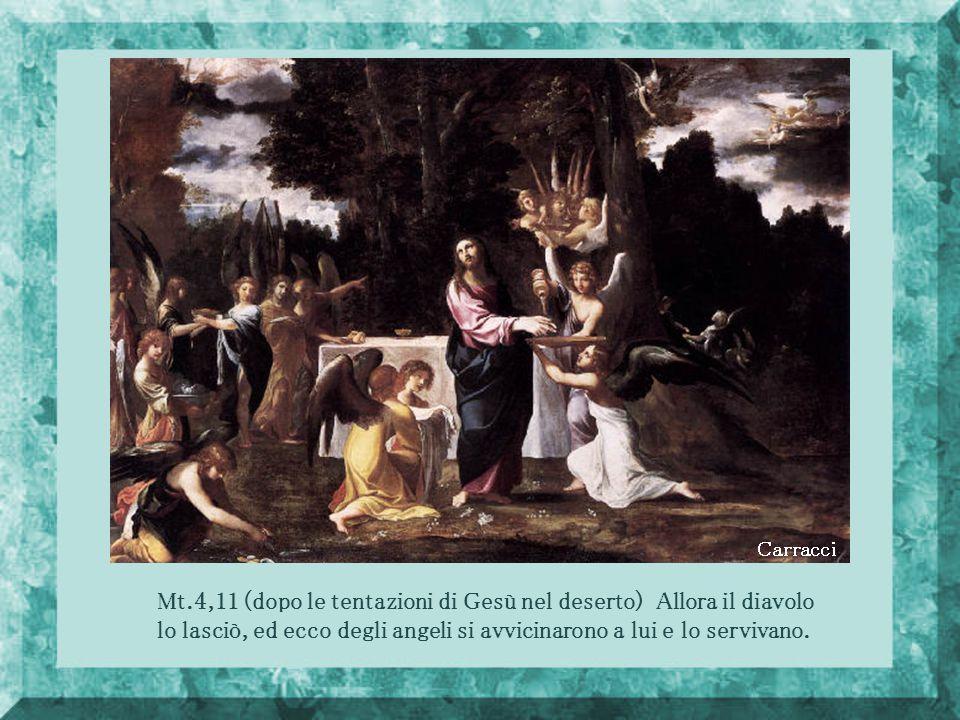 Il sogno di Giuseppe - Gandolfi Mt.