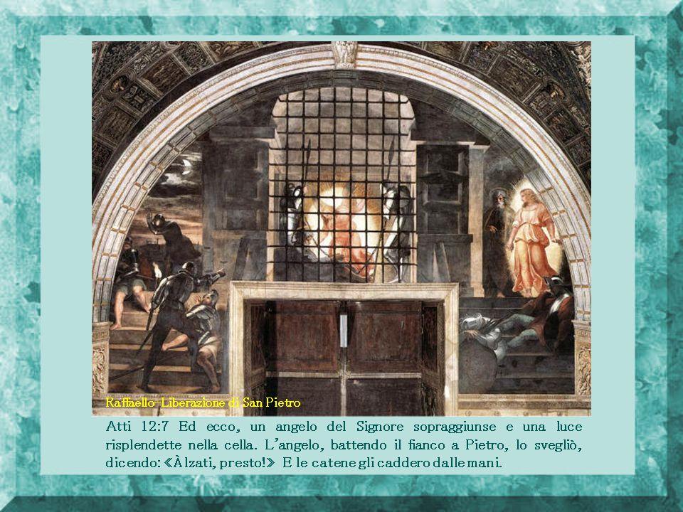 Giovanni 20,12....ed ecco, vide due angeli, vestiti di bianco, seduti uno a capo e l altro ai piedi, lì dov era stato il corpo di Gesù.