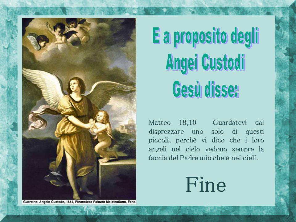 Apocalisse 5,11 Durante la visione poi intesi voci di molti angeli intorno al trono e agli esseri viventi e ai vegliardi.