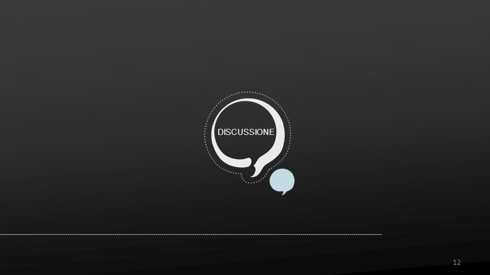DISCUSSIONE 12