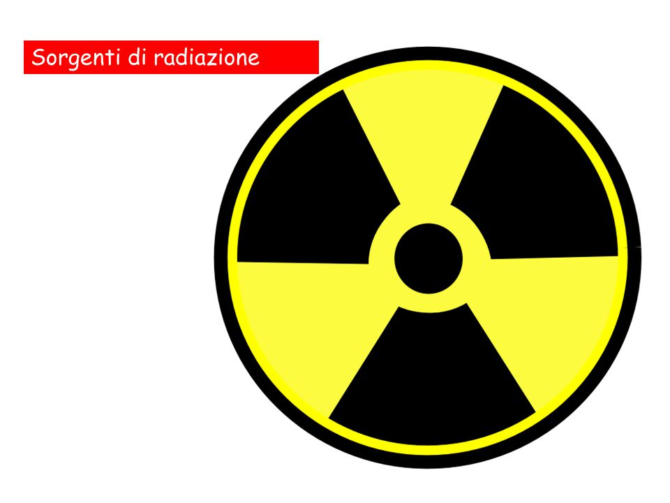 Radiazioni cariche · particelle cariche pesanti (p, alfa, ioni pesanti) · elettroni Radiazioni neutre · radiazione elettromagnetica (X, γ) · neutroni Radiazione cosmica secondaria (muoni, elettroni) Range energia di interesse: Sorgenti radioattive ~ pochi eV – 10 7 eV (10 MeV) Radiazione cosmica secondaria ~ MeV - ~ GeV Capacità penetrazione radiazioni Elettroni da sorgenti radioattive: alcuni mm di materiali Particella alfa da sorgenti: alcuni cm di aria, ~100 μm materiali Muoni cosmici: anche spessori dell'ordine del metro