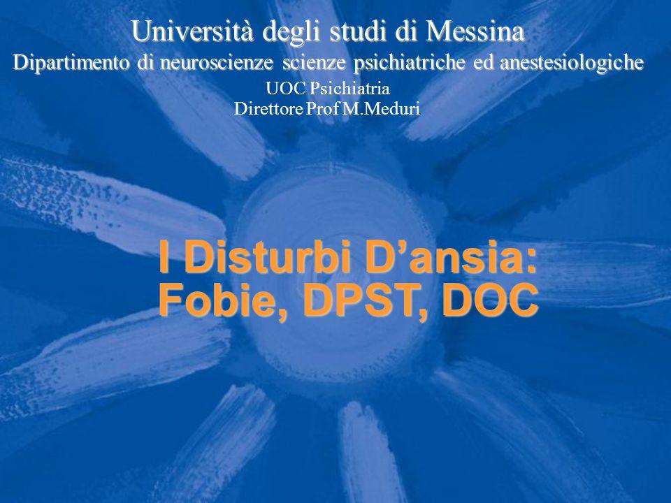 Fisiopatologia del D.O.C.
