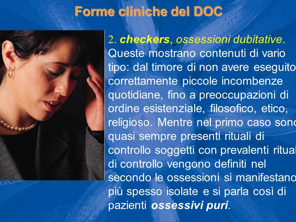 2.checkers, ossessioni dubitative.
